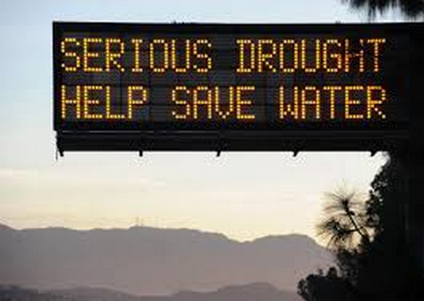 Super Drought Cause for Super Annoyance
